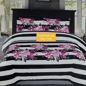 Comforter Set Cotton Touch Size Twin